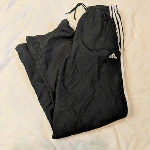 Black adidas Clima365 Windpants